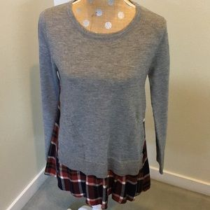 Staccato darling sweater!